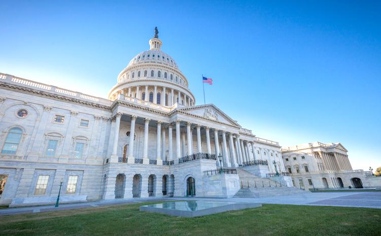US-Kongress wendet drohenden Shutdown mit Übergangshaushalt ab