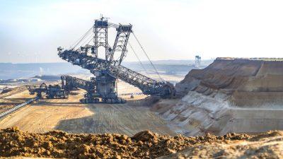 Stromerzeugung: Kohle verdrängt Windkraft von Platz eins