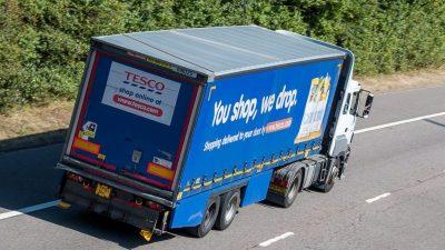 Britischer Verband: CO2-Krise bedroht Lebensmittelmarkt