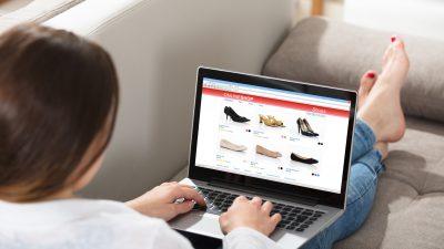 Online-Handel bleibt beliebt
