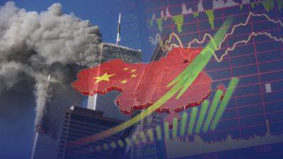 9/11 entpuppte sich als Chance für Chinas Wirtschaftsentwicklung