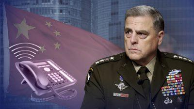 Hochverrat? US-General wollte Peking vor möglichem Militärschlag warnen