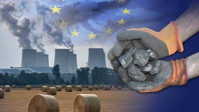 Energiekrise: Europa besinnt sich auf fossile Brennstoffe