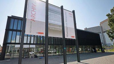 Gedächtnis der Stadt – Neues Archiv in Köln eröffnet