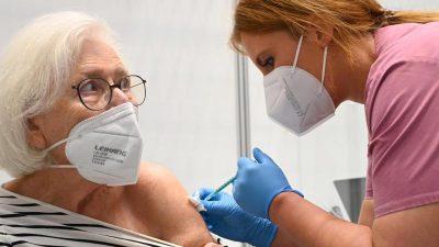 EMAempfiehlt Booster-Impfung bei schwachem Immunsystem