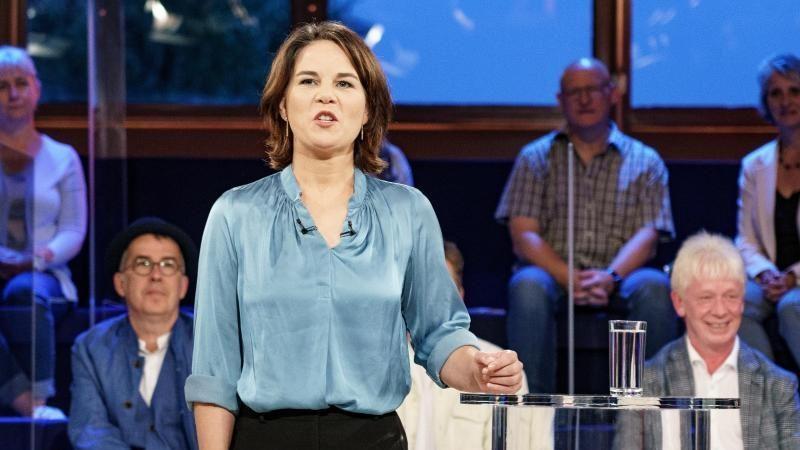 """Landwirtin zu Baerbock: """"Ich muss Ihnen da leider ein bisschen widersprechen"""""""