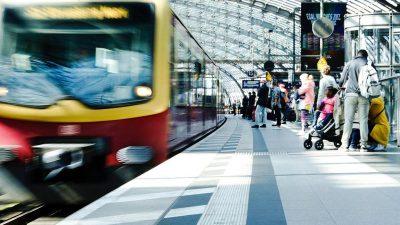 GDL-Streik beendet – Bahnverkehr läuft wieder an