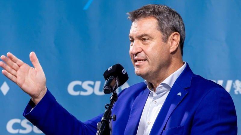 CSU-Parteitag am Wochenende: Söder spricht schon von letzter Chance