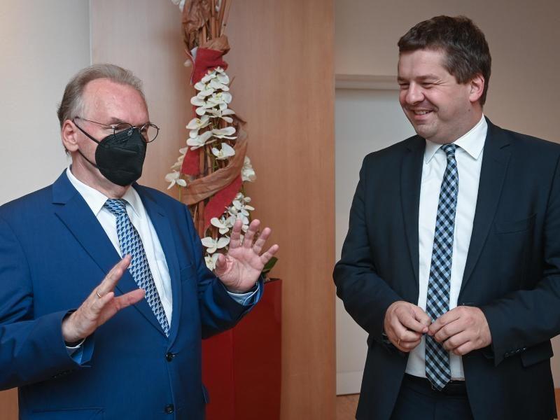 Regierungsbildung in Sachsen-Anhalt auf Zielgerade