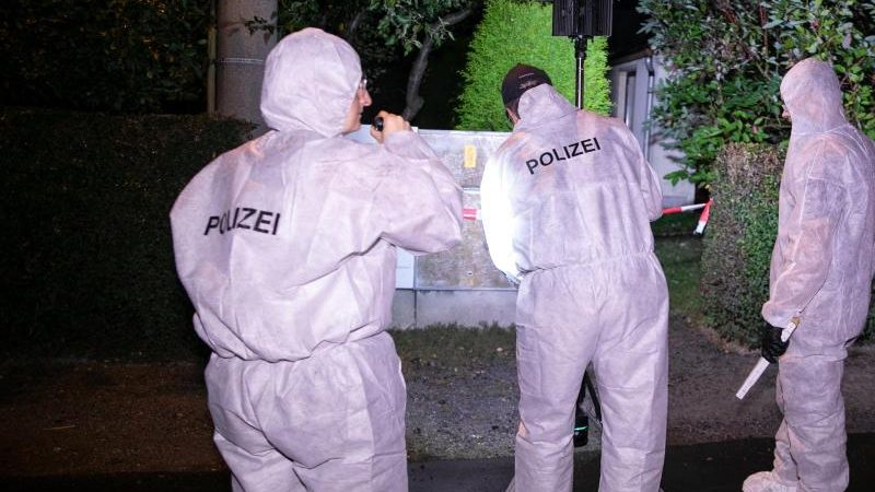 16-Jährige in Sachsen getötet – Fahndung nach Täter