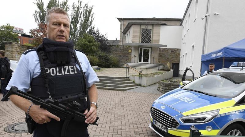 Islamistische Anschlagspläne auf Synagoge in Hagen? Ermittlungen laufen