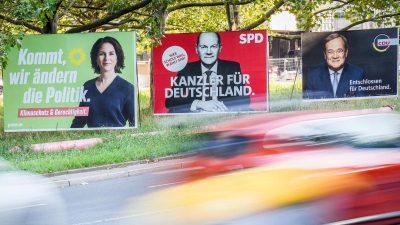 Auch wenn 70 Prozent Scholz am Ende nicht wählen, kann er Kanzler werden