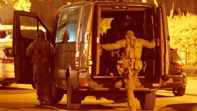 SEK-Einsatz – Schusswaffe und verdächtiger Koffer in Hotel gefunden