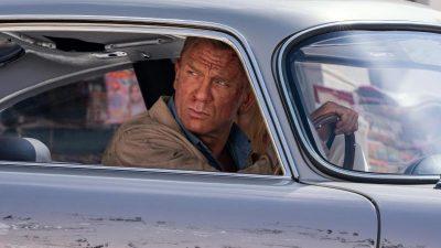 """Daniel Craig über Zeit als 007: """"Habe jede Sekunde geliebt"""""""