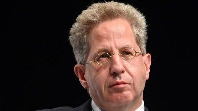 Schafft es Hans-Georg Maaßen in den Bundestag?