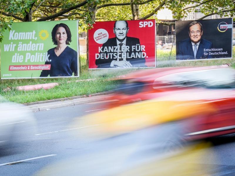 SPD bei 25 Prozent, Union bei 23 – Der Vorsprung schmilzt