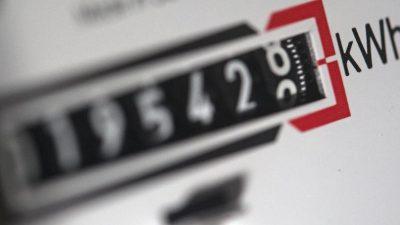 Vergleichsportal: Zu wenig Geld für Strom in Hartz-IV-Satz