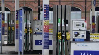 Versorgungskrise in Großbritannien: Johnson vor Kehrtwende