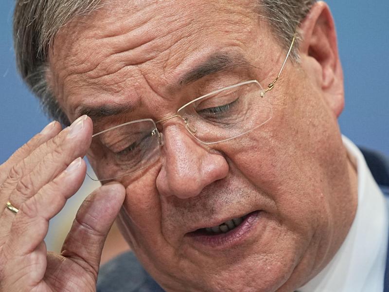 """Bosbach legt Laschet Rücktritt nahe – """"Es gibt viele, die jetzt mit den Hufen scharren"""""""