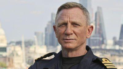 Daniel Craig hat am letzten Bond-Drehtag geweint