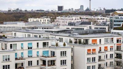 DIW-Chef: Enteignungen kontraproduktiv für Wohnungsmarkt