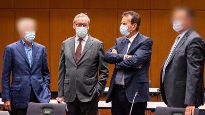 Urteil im Untreue-Prozess gegen VW-Personalmanager erwartet