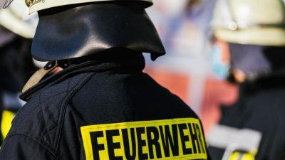 Brand in Abfüllanlage für Flüssiggas in Dresden gelöscht