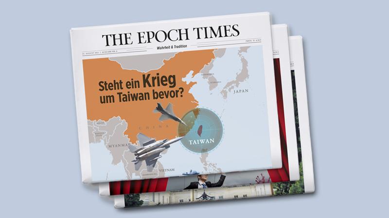 Jetzt erhältlich: Epoch Times Wochenzeitung #13