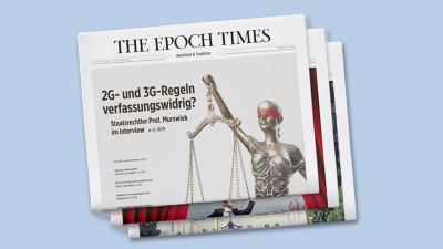 Jetzt erhältlich: Epoch Times Wochenzeitung #14