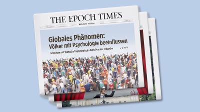Jetzt erhältlich: Epoch Times Wochenzeitung #15