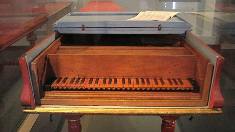 Von Klavieren, Hoffnung und der Zukunft