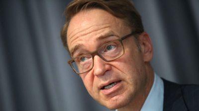 """Ein Gegner der """"zu lockeren Geldpolitik"""" gibt seinen Posten auf"""