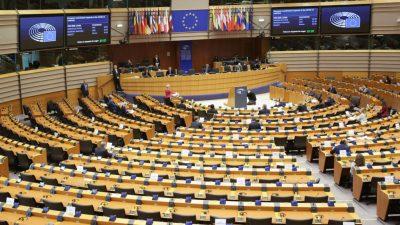 Europäisches Parlament lehnt Haushaltsentwurf der EU-Finanzminister ab