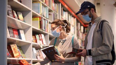 Papiermangel: Buchverleger machen sich Sorgen um das Weihnachtsgeschäft
