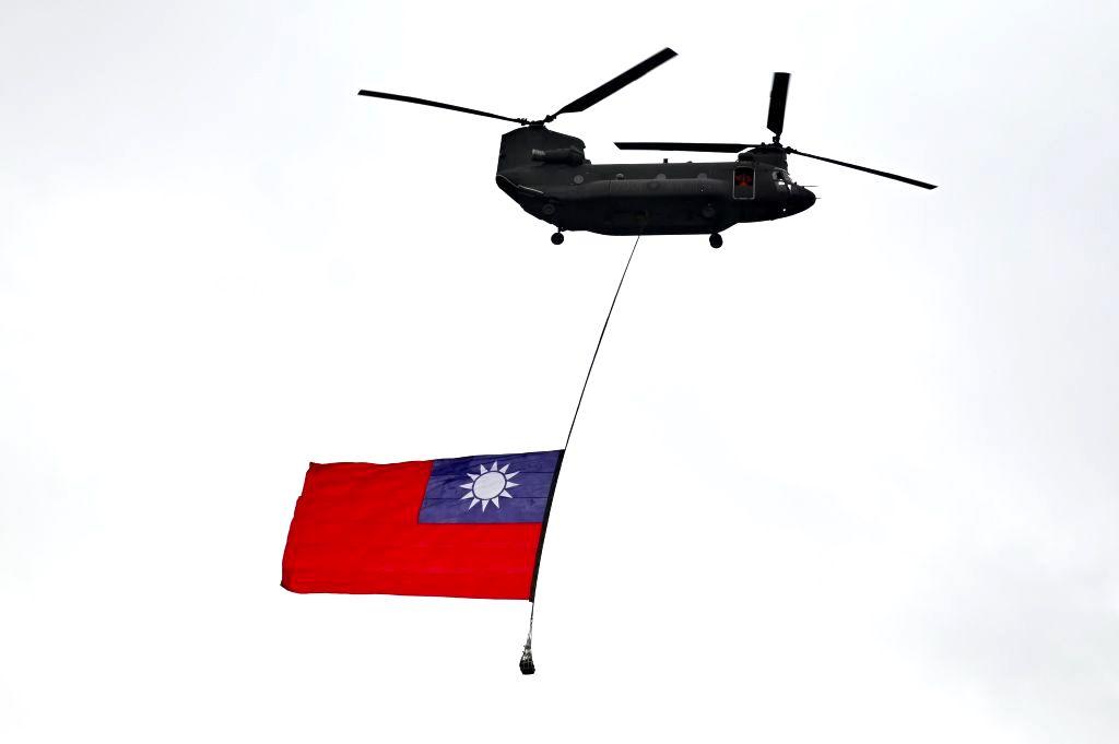 """Im Gespräch mit Taiwans Botschafter: """"Wir werden uns bis zum letzten Mann verteidigen"""""""