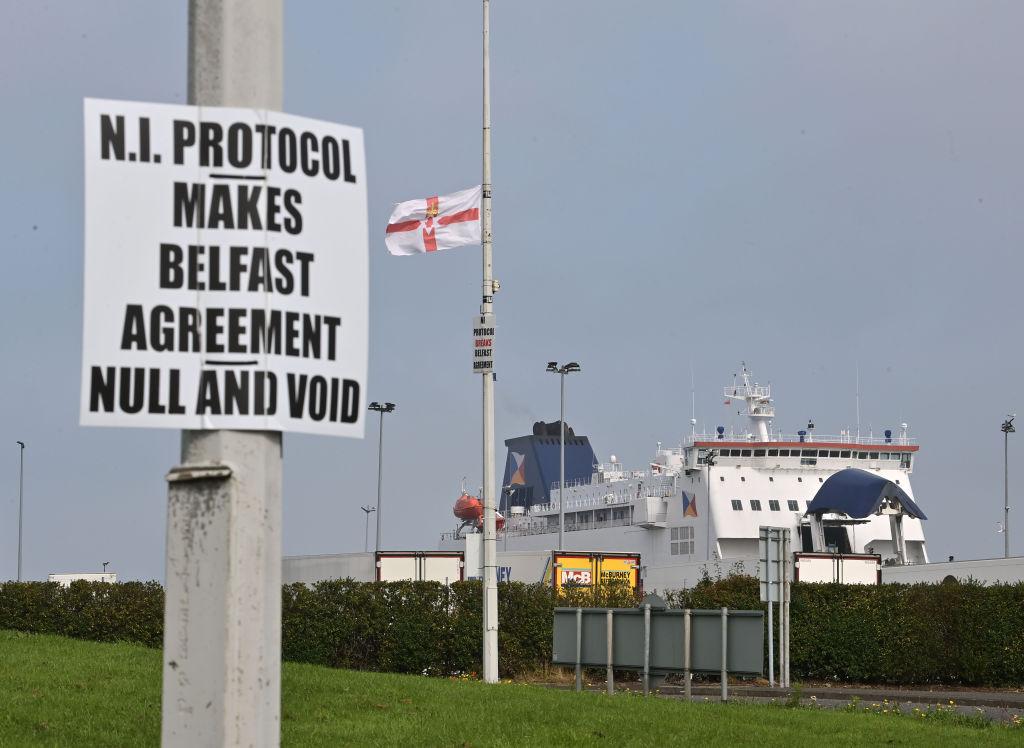 Großbritannien macht im Streit um Nordirland-Protokoll Druck