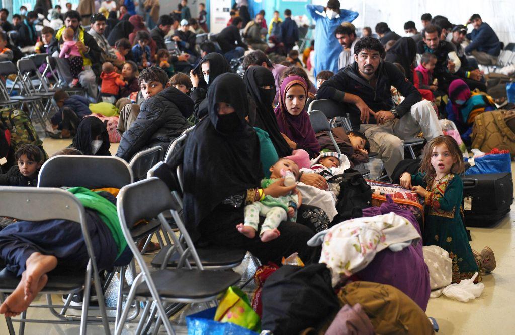 6.100 Menschen bisher aus Afghanistan in Deutschland eingetroffen