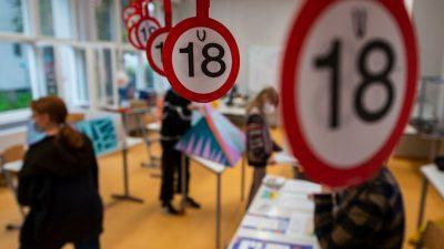 Jugendforscher erwartet Absenkung des Wahlalters
