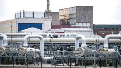 Walter-Borjans für Inbetriebnahme von Nord Stream 2