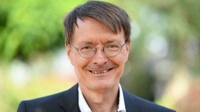 Lauterbach spricht sich für 2G aus – außer bei Supermärkten
