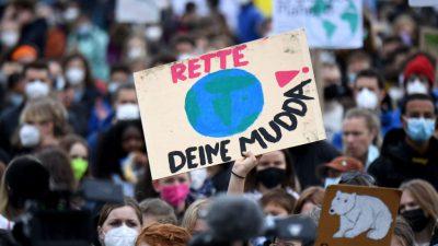 """""""Undemokratisch"""": Klimaaktivisten legen Einspruch gegen Bundestagswahl ein"""