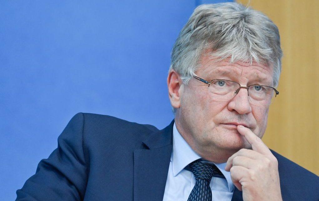 Jörg Meuthen zieht sich von AfD-Spitze zurück