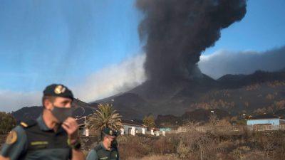 """La Palma: Ein Mega-Tsunami, der """"End Day"""" und die Westflanke des Vulkans"""