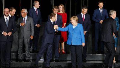 """Gespräche über eigenständigere EU starten – """"Starke Alliierte bilden starke Allianzen"""""""
