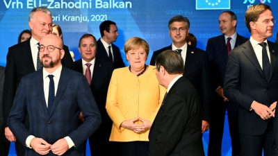 Geld gegen Reformen: Milliardenschwerer EU-Investitionsplan für den Westbalkan