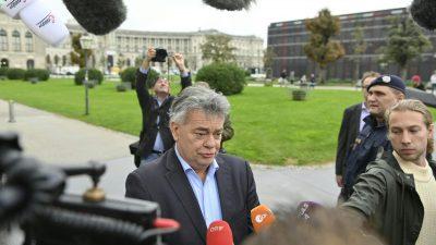 Putsch gegen Kurz? Vizekanzler Kogler könnte schon am Freitag Koalition auflösen