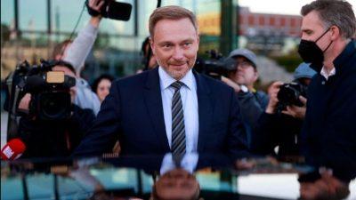 FDP-Politiker für Lindner als Ampel-Finanzminister