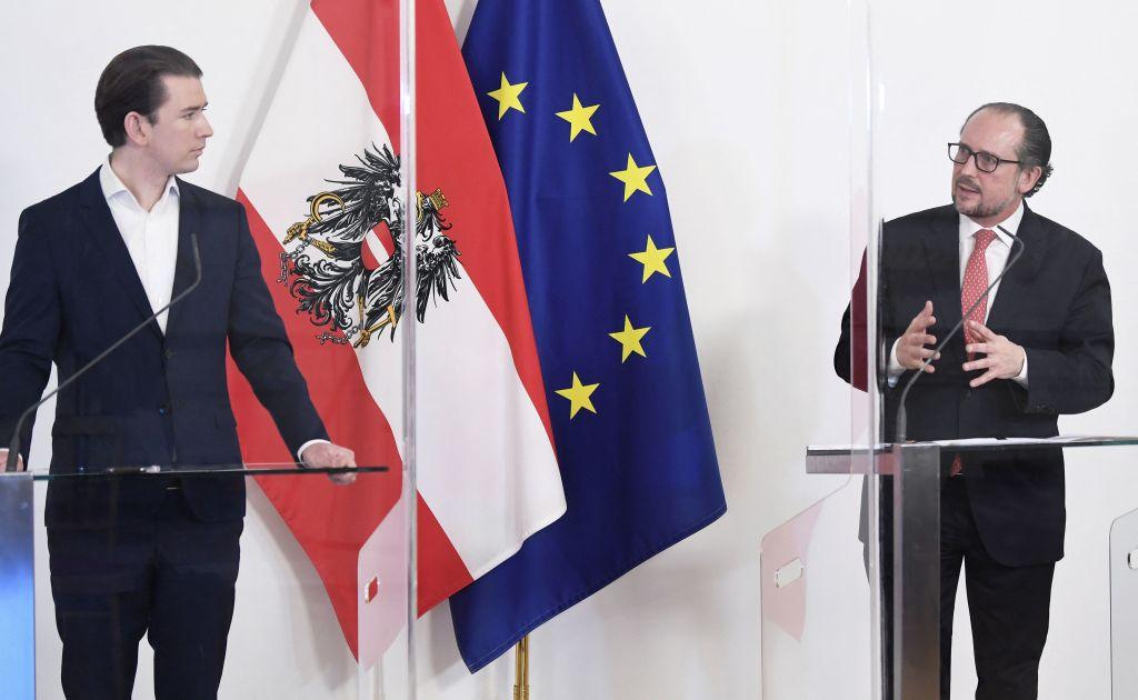 Österreichs designierter Bundeskanzler trifft Koalitionspartner sowie Staatschef