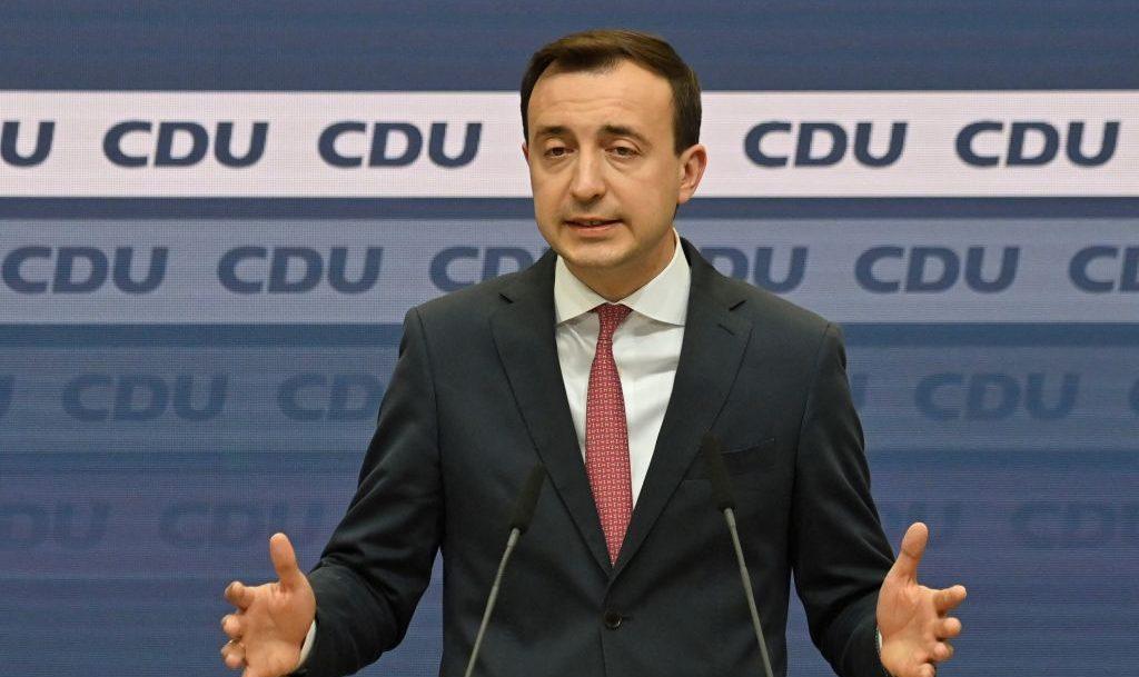 Gesamter CDU-Bundesvorstand wird neu gewählt