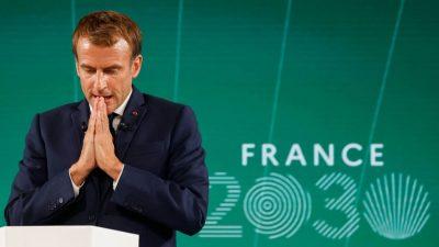 """Frankreich bekennt sich wieder offen zu seiner alten """"Atom-Liebe"""""""